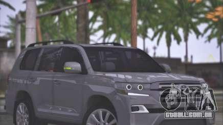 Toyota Land Cruiser 200 Sport Design para GTA San Andreas