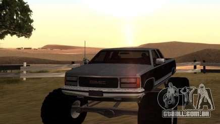 GMC Sierra 2500 Monster 1998 para GTA San Andreas