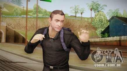 007 Sean Connery Stealth Suit para GTA San Andreas