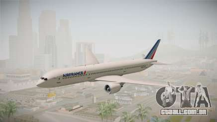 Boeing 787 Air France para GTA San Andreas