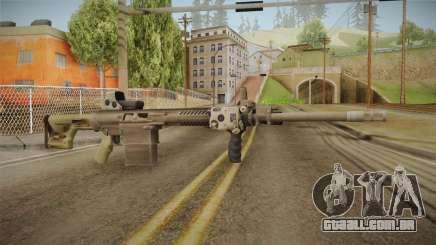 Battlefield 4 - SR338 para GTA San Andreas
