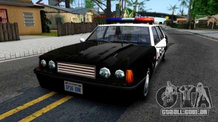 Vincent Cop para GTA San Andreas