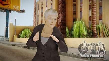 007 EON M para GTA San Andreas