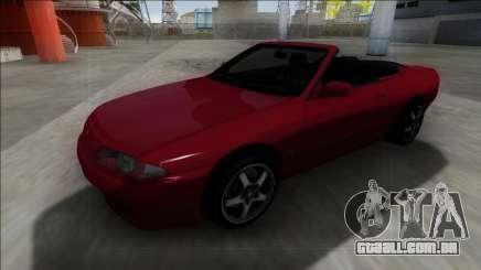Nissan Skyline R32 Cabrio para GTA San Andreas