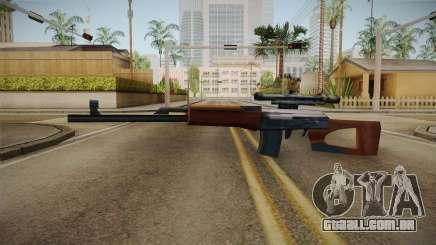 Dragunov Low Poly SA Style para GTA San Andreas