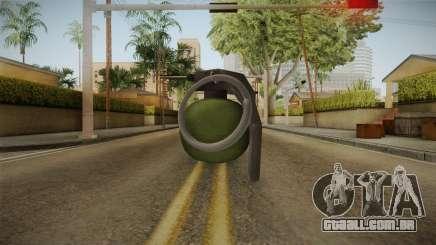 Battlefield 4 - V40 para GTA San Andreas