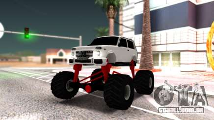 Vaz 2121 Monster Armenian para GTA San Andreas