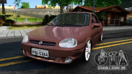 Chevrolet Corsa Sedan para GTA San Andreas