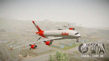 Airbus A380 Avior Airlines para GTA San Andreas