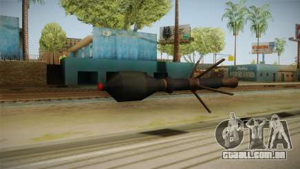 Blacklight: Retribution - RL2a para GTA San Andreas