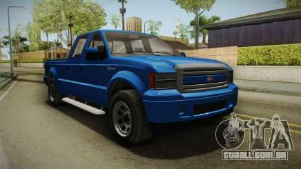 GTA 5 Vapid Sadler IVF para GTA San Andreas