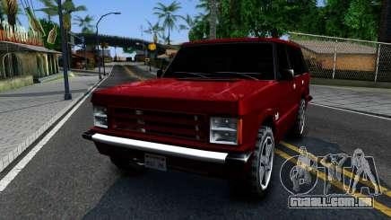 Huntley HD para GTA San Andreas