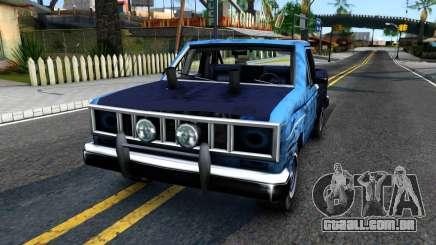 Derby Bobcat para GTA San Andreas