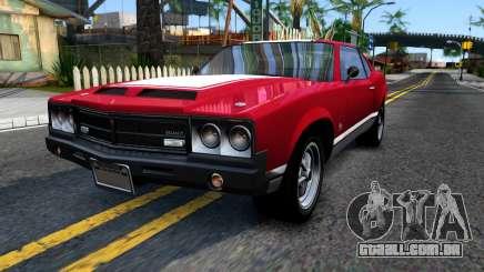 Sabre Turbo GTA 5 para GTA San Andreas