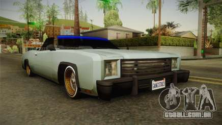 New Buccaneer para GTA San Andreas