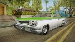 GTA 5 Declasse Voodoo 4-door IVF