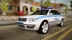 Skoda Superb Serbian Police v2