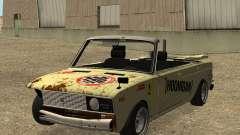 VAZ 2106 Conversível para GTA San Andreas