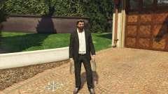 Logan (Hugh Jackman Logan 2017) para GTA 5