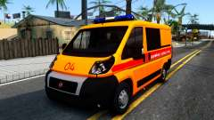 Fiat Ducato De Emergência