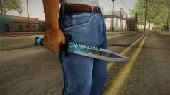 M9 Bayonet BlueSparks