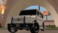 Mercedes-Benz G65 AMG 2012