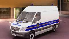 Mercedes-Benz Sprinter Croatian Police Van
