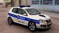 Golf V Croata Carro De Polícia