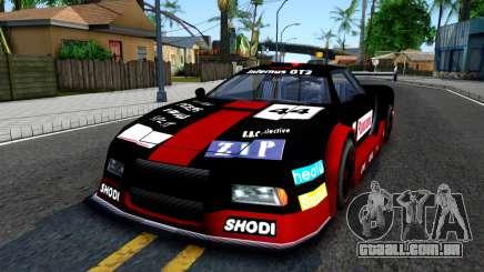 Infernus GT2 para GTA San Andreas