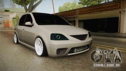 Dacia Logan Romania Edition para GTA San Andreas