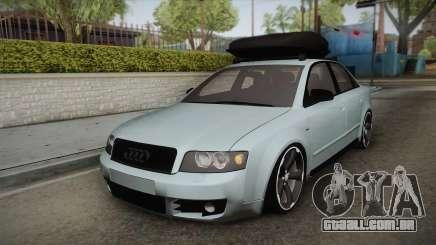 Audi S4 B6 para GTA San Andreas