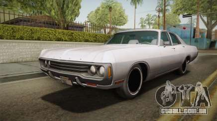 Dodge Polara 1971 Factory Wheel para GTA San Andreas