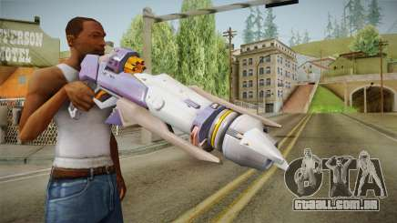 Overwatch 9 - Pharahs Rocket Launcher para GTA San Andreas