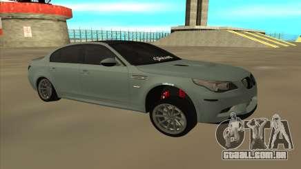 BMW М5 para GTA San Andreas