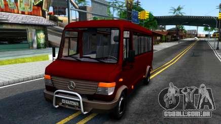 Mercedes-Benz Vario para GTA San Andreas