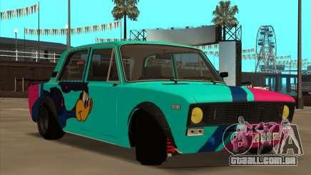 CAÇADOR 2106 Begunoh para GTA San Andreas