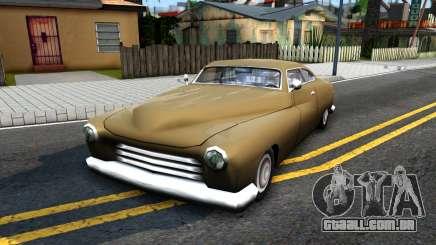 Hermes Restyle para GTA San Andreas