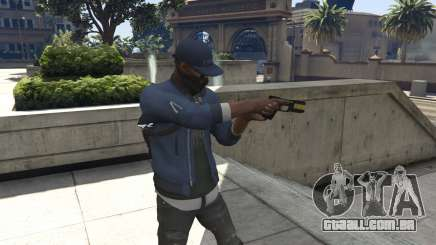 Watch Dogs 2: Marcus Holloway para GTA 5