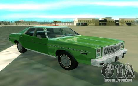 Plymouth Fury Salon 1978 para GTA San Andreas