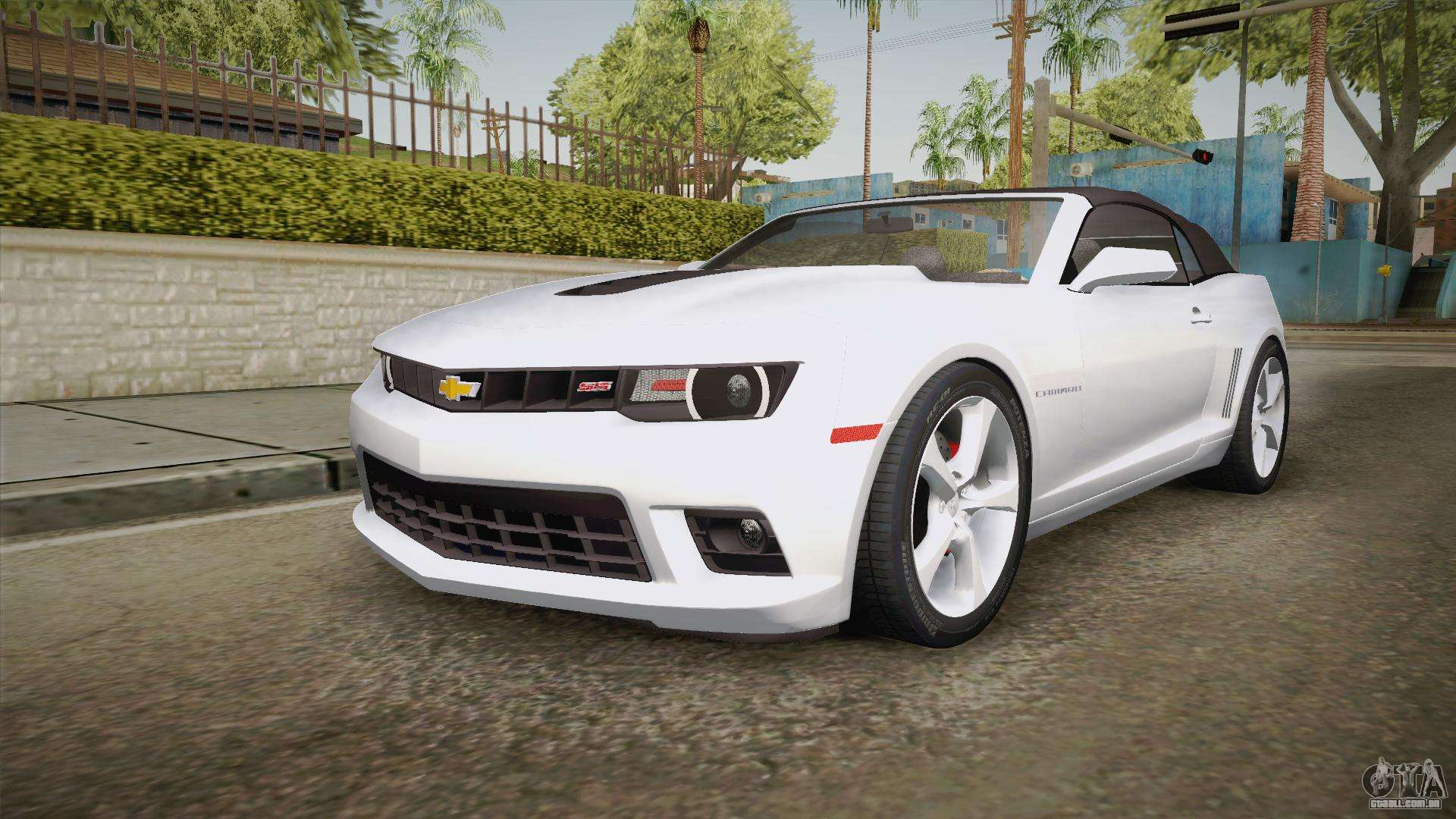 camaro amarelo gta san andreas pc