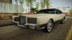 Lincoln Continental Mark IV 1972
