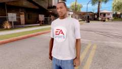 T-shirt da EA Sports UFC para GTA San Andreas