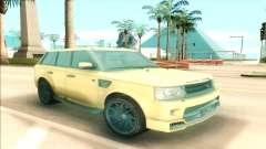 Range Rover Arden Design