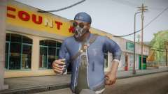 Watch Dogs 2 - Marcus v1.1 para GTA San Andreas