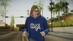 GTA Online: Random Female Skin para GTA San Andreas