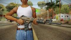 World War Z - Assault Rifle para GTA San Andreas