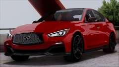 Infinity Q50 para GTA San Andreas