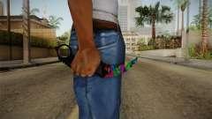 MistakeArt Karambit para GTA San Andreas
