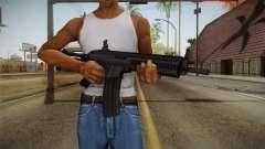 XCR Assault Rifle para GTA San Andreas