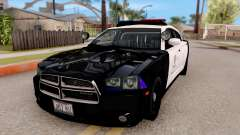 Dodge Charger Police Interceptor para GTA San Andreas